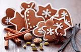 Gingerbread figures
