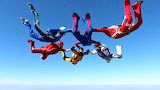 POTW- extrement sports, sky, sun, colorful, costumes, hats, skyd