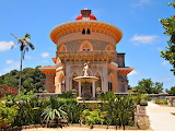 Home on the Island of Monserrate Portugal