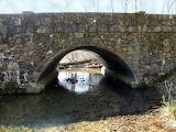 Shady Lake Stone Bridge