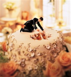 #Funny Wedding Cake