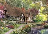 ^ The Carpenter's Cottage ~ Dominic Davison