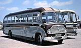 Bedford SB3 1960 Berrys Coaches (Taunton)