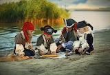 cute little pirates