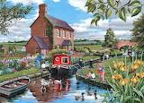 Lock Keeper's Cottage - Keith Stapleton