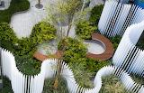 "Architecture archdaily ""Hyperlane Linear Sky Park"" ""Chendu, Chin"