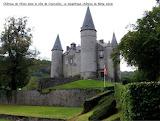 Chateau de VÊVES à Courcelles en BELGIQUE
