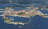 port in Karlskrona (Sweden)