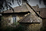 A Homey Stone Cottage in France