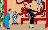 4 - Tintin et le lotus bleu . 1