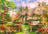 ☺♥ Pretty house...
