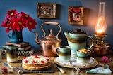Torta y café