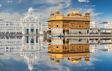 View Golden Temple Amritsar India