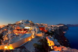 Santorini-sunset-