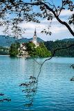 Jezioro Bled-foto - Witold Stachnik