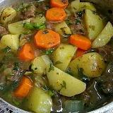Estofat de verdures