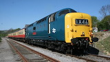 """1961 Deltic class """"The Royal Fusilier"""""""