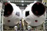 Rockets for Orion Spacecraft First Flight, NASA