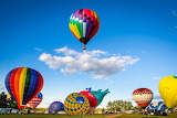 Globus d'Aire - Hot Air Balloon