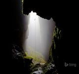 Waitomo Caves. New Zealand