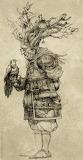 """Fantasy"" tumblr Enchantedbook ""Kento Vess, the Birdmancer"" ""Sea"
