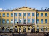 Helsinki, Presidential Palace