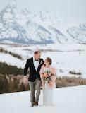 Very Snowy Wedding