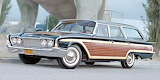 1960 Ford Country Squire Station Wagon