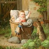 Con il coniglietto