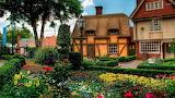 Old House Garden - France