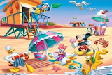 Mickey and Friends at the Beach