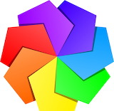 Colours-colorful-rainbow-star