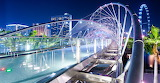 Helix Bridge, Singapore