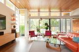 Mid-century-modern-living-room-noguchi