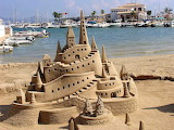 splendid sandcastle