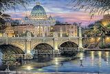 The Vatican by Robert Finale