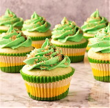 #St. Patrick's Day Cupcakes