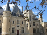 Chateau St. Michel de Montaigne - France