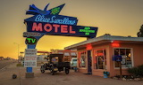 Blue Swallow Hotel, New Mexico