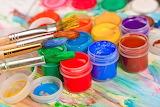 Acrylic-painting-ideas paint