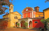 San Donato Church in Italy