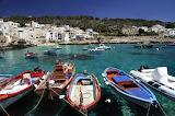 Levanzo paese - Sicilia
