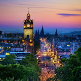 Edinburgh, Scotland...