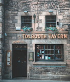 Shop pub Edinburgh