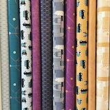 Colors fabric fun prints