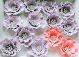 Sugar flowers @ Sugar Ruffles