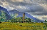Glenfinnan Monument, Scotland