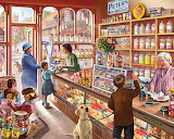 Vintage Candy Store