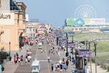 Atlantic City Boardwalk - Daytime