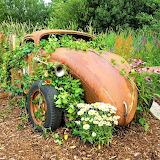 Repurposed car